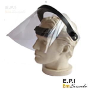 Proteção facial CA 11969